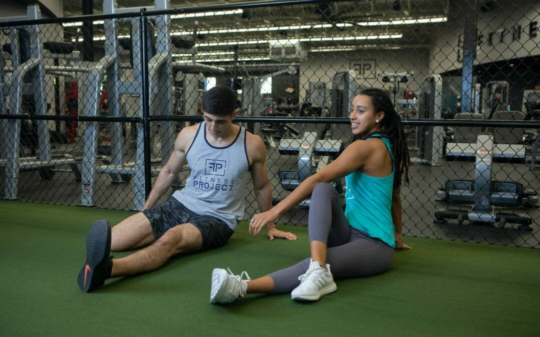 Benefits of Working Out With Your Significant Other