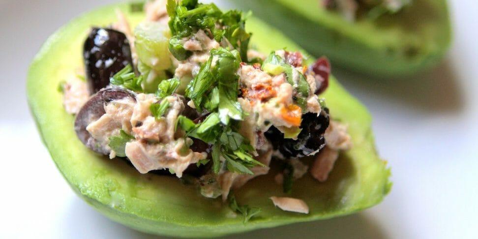 Healthy Recipe: Mediterranean Tuna Salad